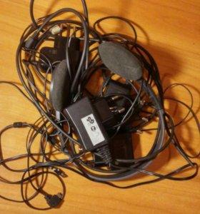 USB кабели и зарядки