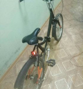 Велосипед раскладной, подростковый...Б/У...