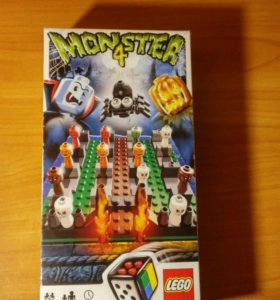 Настольная игра LEGO