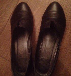 Осенние туфли 37-38