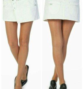 Новая джинсовая юбка Savage
