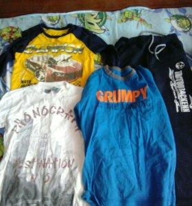 Вещи на мальчика 9-10 лет пакетом