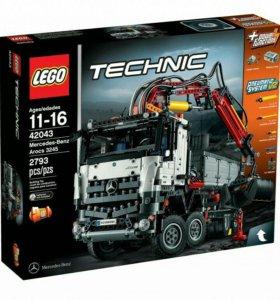 Lego Technic 43043