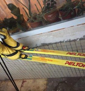 Лыжи Peltonen
