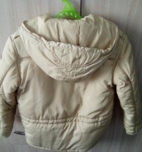Куртка весна- осень на мальчика