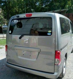 Микроавтобус Ниссан NV200 без пробега по РФ.