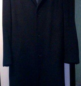Демисезонное пальто мужское