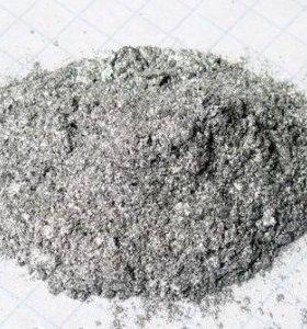 Алюминиевая пудра пап-2 (серебрянка)