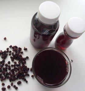 Дальневосточный Лимонник: ягоды и сок