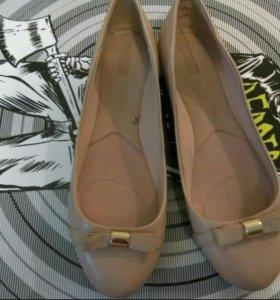 Балетки , туфли новые
