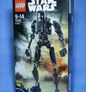 Lego 75120 Star Wars дроид K-2SO