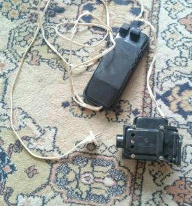 Электропривод для швейной машинки