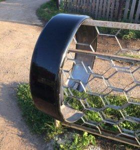 Чехол для запасного колеса Toyota Prado 120