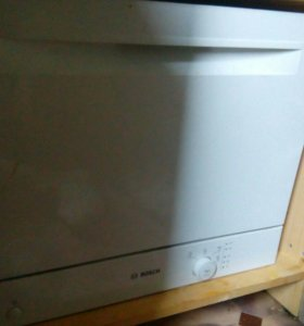 Компактная посудомоечная машина Bosch SKS 40E02R