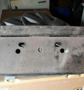 Рамка на крышку багажника ланцер 9
