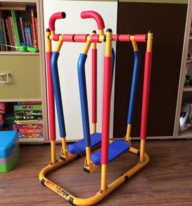 Детский тренажер для ходьбы степпер Kids Air Walk