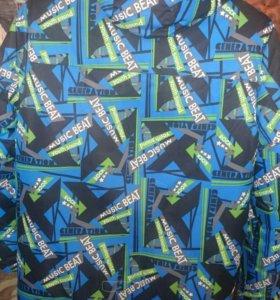 Куртка для мальчика 140-150