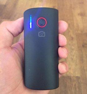 iconBIT 4000mAh с селфи кнопкой