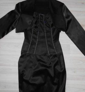 Платье одето один раз