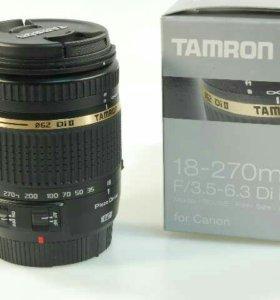 Tamron 18-270 Nikon