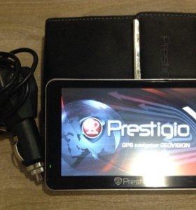 Prestigio GeoVision 5660GPRSHD навигатор
