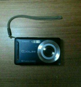 Цифровой фотоаппарат Casio Exilim EX-Z19