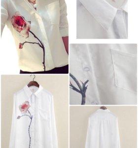 Рубашки-блузы