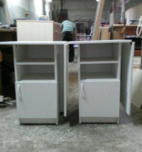 Новые складные столы маникюрные в наличии