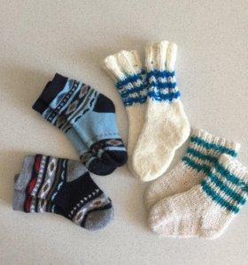 Носки теплые