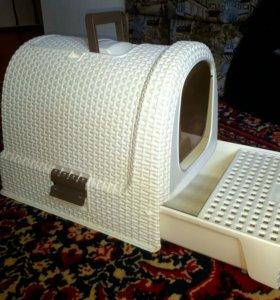 Туалет для кошек (Голландия)