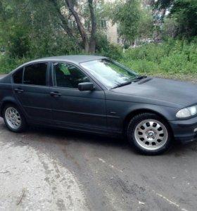 BMW 3-Series, 2000 год