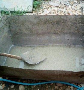 Корыто для бетона