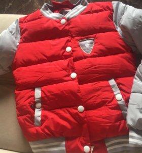 Куртка новая (осень)