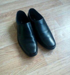 Ботинки мужские новые Юничел