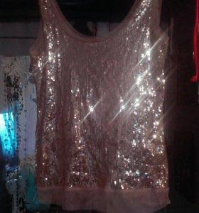 ** Блузка-майка для модниц **