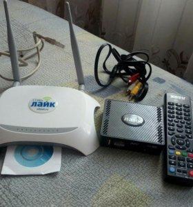 Беспроводной маршрутизатор 3G 4G