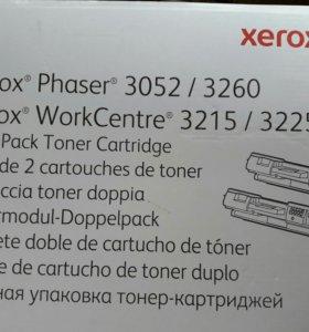 Картридж для Xerox Phaser 3052/326, WC 3215/3225