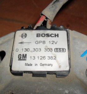 Моторчик вентилятора для Opel