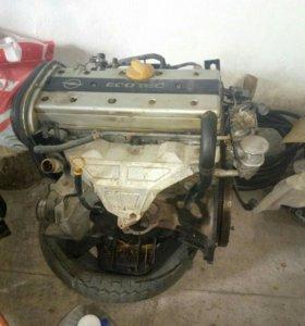 Двигатель 1.8 Opel vectra b