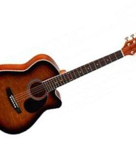 Гитара акустическая, новая, Colombo LF-3800 SB