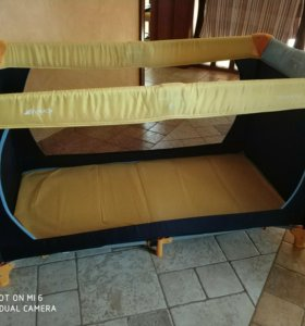 Кроватка манеж Hauck Dream N Play