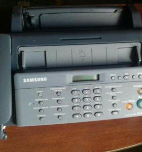 Струйный факс, копир