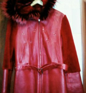 Женская куртка осень - зима