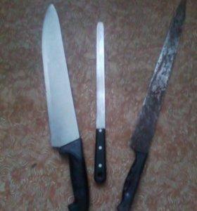 """""""Огромные""""Ножи кухонные ."""