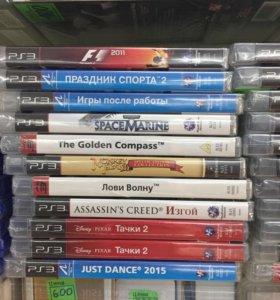Игры на Sony PS-3