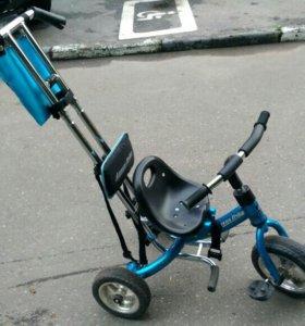 велосипед lexus trike rich toys