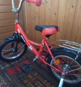Велосипед детский novatrack urban 14