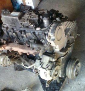 Двигатель 2ст всборе