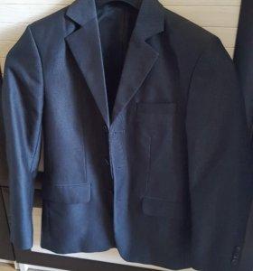 Пиджак школьный 140см