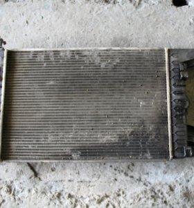 Радиатор Chevrolet Cruze, opel astra